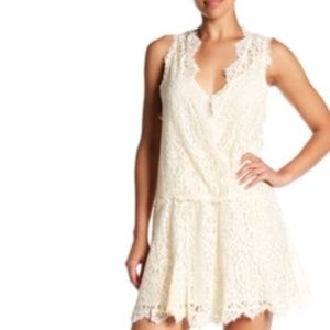 Free People cute lace summer dress